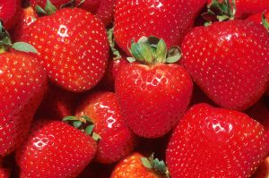 Strawberries (Image from Wikipedia)