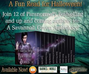 Twelve paranormal stories of Love, Hate & Desire.