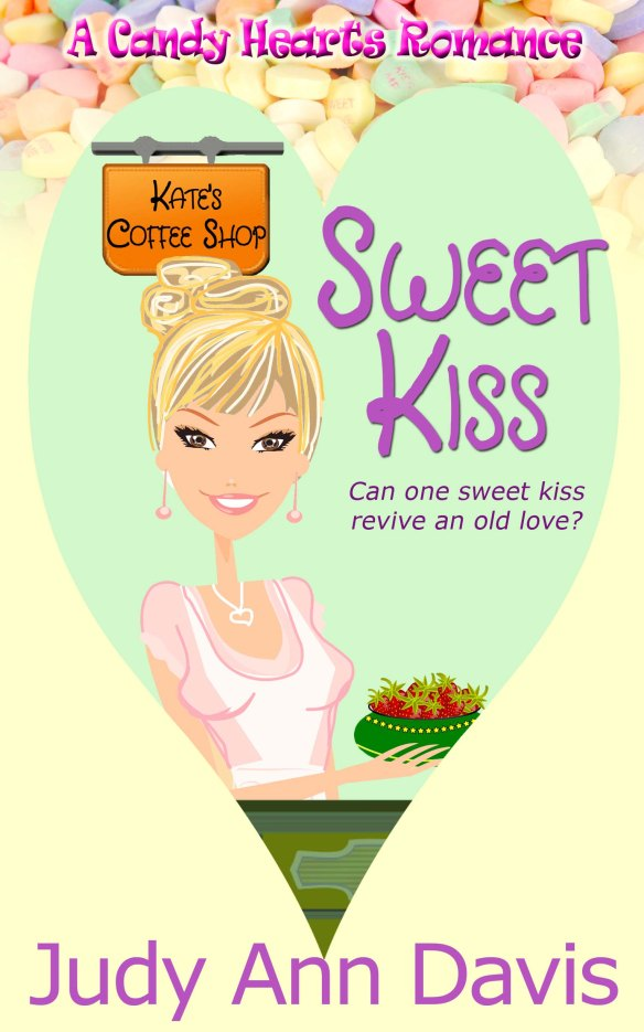 Can one sweet kiss revive an old love?